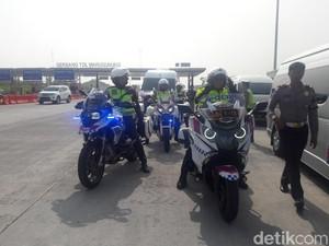 Polri Pastikan Tol Jombang-Mojokerto Siap Dilalui Saat Mudik 2018