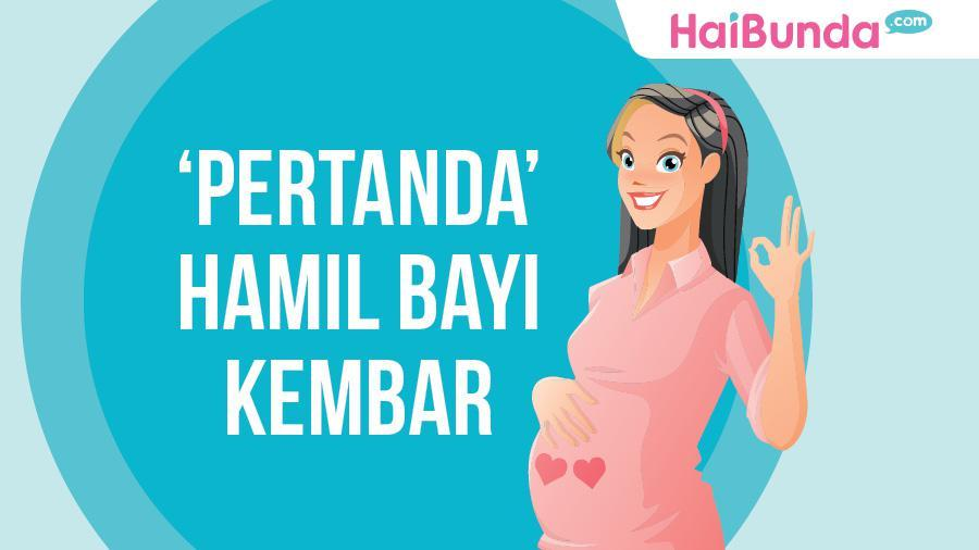 Kalau Alami 8 Hal Ini Bunda Diyakini Sedang Hamil Bayi Kembar