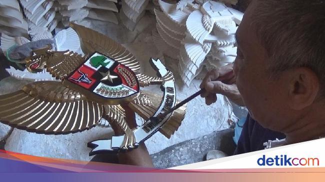 7 Fakta Garuda Pancasila Lambang Negara Indonesia