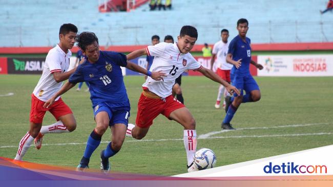 Piala AFF U-16: Ke Final, Thailand Tunggu Hasil Indonesia ...