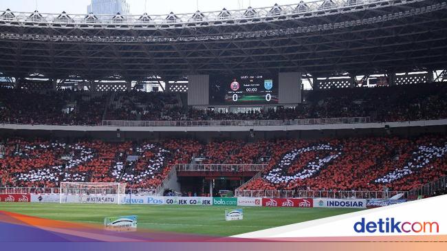 Jakarta International Stadium Image: Jakarta International Stadium Diklaim Lebih Baik Dari GBK