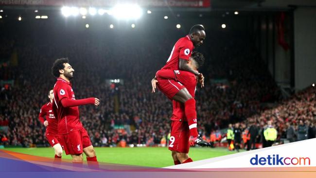 Liverpool Santai Hadapi Tekanan Di Puncak Klasemen Tiap Pekan