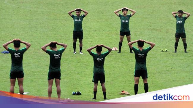 Latihan Dua Jam, Timnas U-22 Fokus Asah Taktik