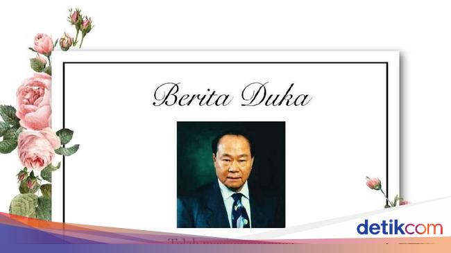 Profil Eka Tjipta Widjaja, Pendiri Sinar Mas yang Wafat