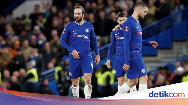 Misi Pembalasan Sakit Hati Chelsea di Wembley