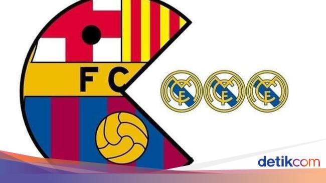 Meme Kocak Real Madrid Yang Dilumat Barcelona Foto 7