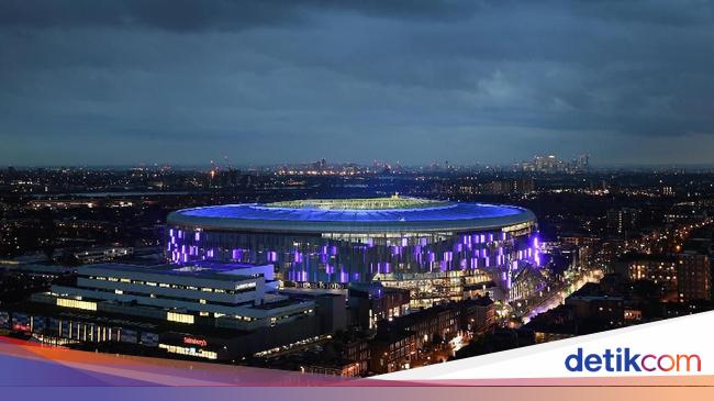 Hazard: Tottenham Punya Stadion Baru, tapi Chelsea Punya Banyak Gelar