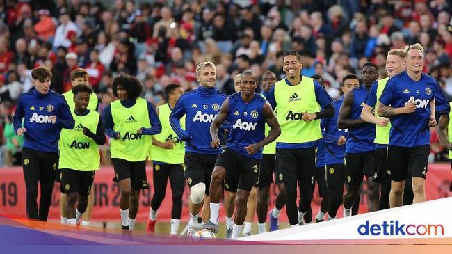 Jadwal Manchester United vs Perth Glory