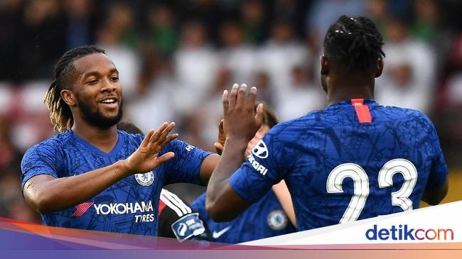 Laga Ujicoba: Chelsea Kalahkan St Patrick's Athletic 4-0