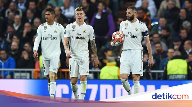 Real Madrid Mencari Ritme 3