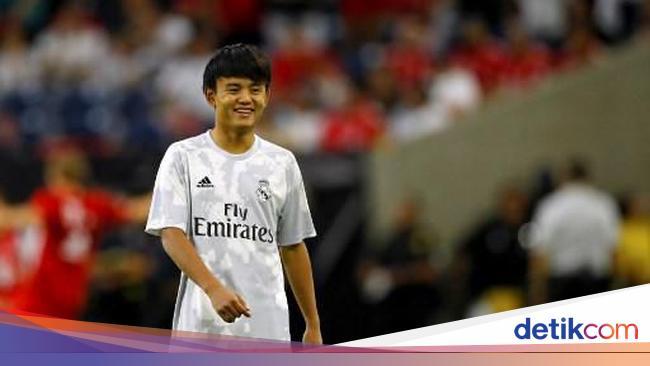 Madrid Pinjamkan Takefusa Kubo ke Mallorca - detikSport