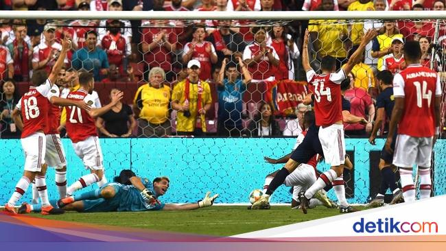 Real Madrid Vs Arsenal: Bale Cetak Gol, El Real Menang Lewat Adu Penalti
