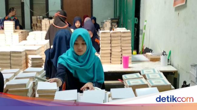 Ada Kampung Wisata Alquran di Kiaracondong Bandung - Detiknews