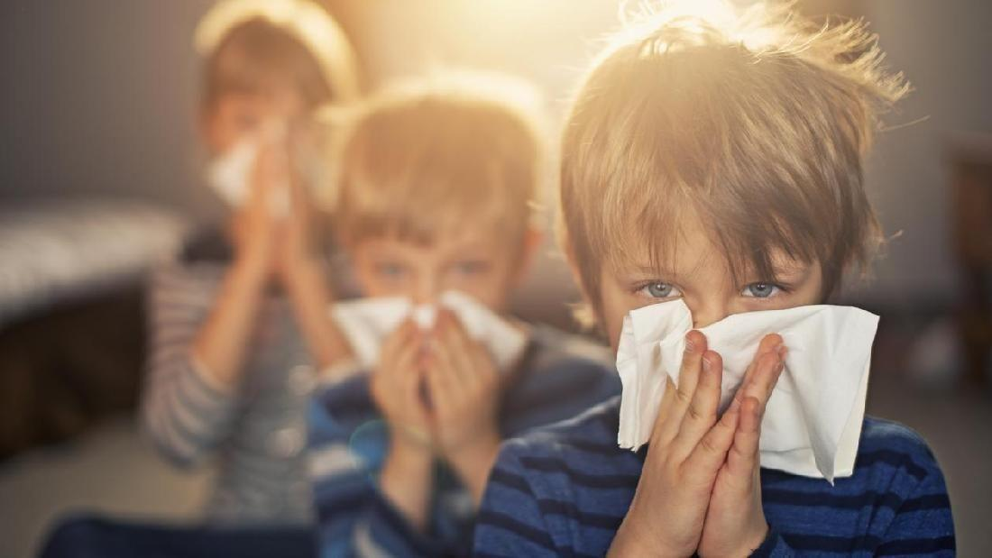 5 kebiasaan untuk cegah anak tertular flu
