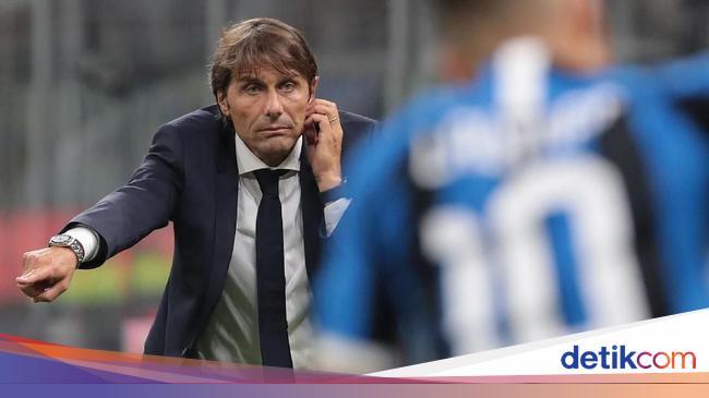 Inter Jangan Berharap Lebih kepada Conte di Liga Champions