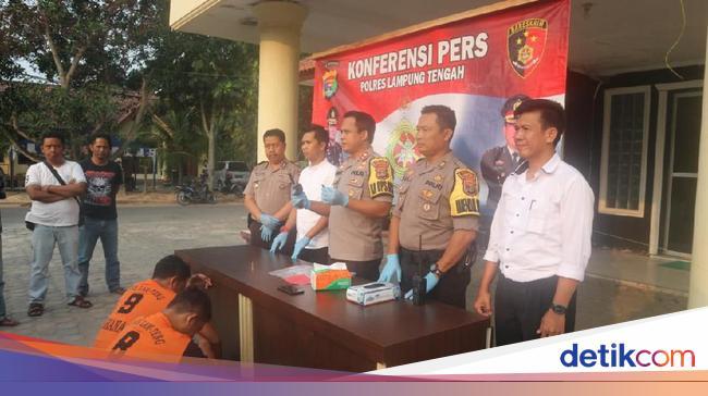 Penembak Mati Briptu Fauzi di Lampung Ditangkap Setelah 8 Tahun Buron