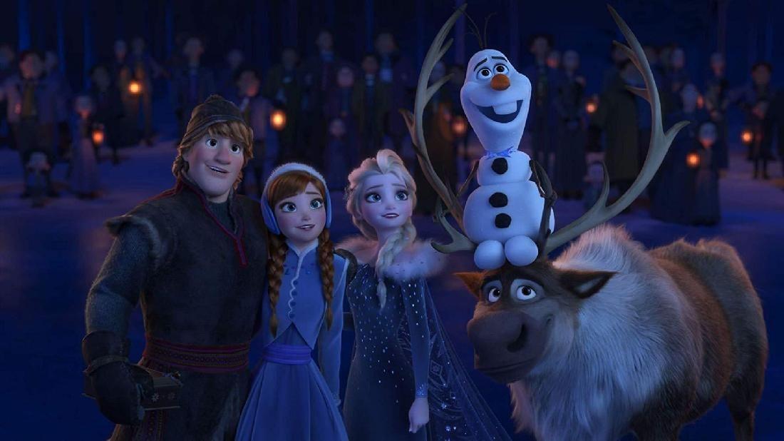 61 Koleksi Gambar Kata Bijak Frozen HD Terbaik