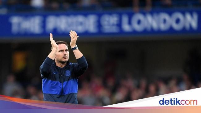 Chelsea Vs MU, Lampard Senang Mainnya di Kandang