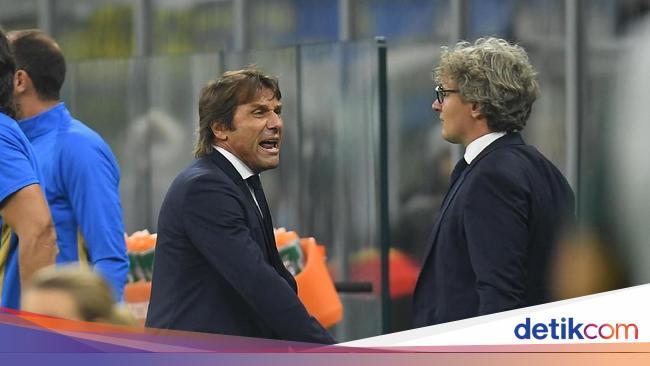 Inter Menang Lagi, Conte Bikin Rekor Baru