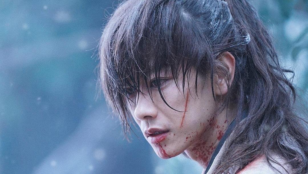 Resultado de imagem para rurouni kenshin movie