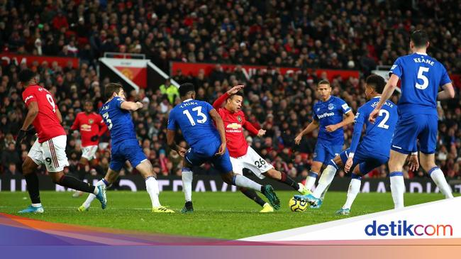 Link Live Streaming Everton Vs Man United