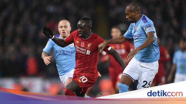 Man City Vs Liverpool Bukan Patokan Musim Depan