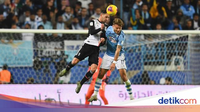 Juventus-Lazio: Persaingan Scudetto di Era New Nor