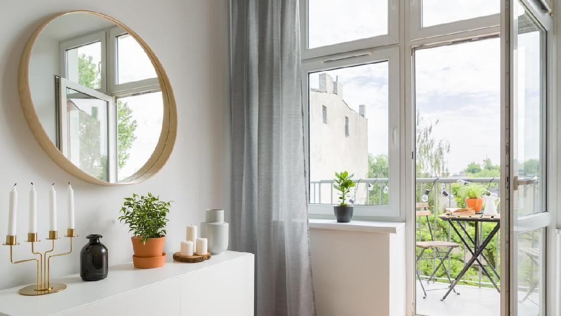Tips Memilih Cermin Untuk Mempercantik Dinding Rumah Minimalis