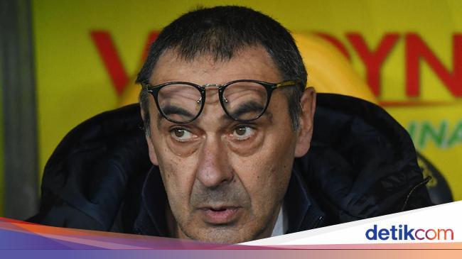Pecat Maurizio Sarri, Juventus Mesti Bayar Rp 346,