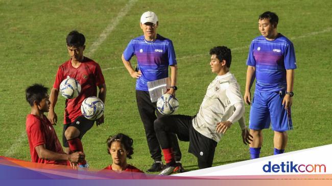 PSSI Tunggu Hasil Swab Test Timnas Indonesia Malam