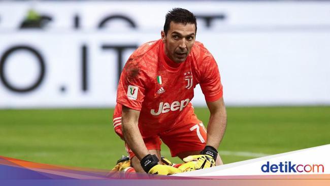Buffon, Sang Superman Tua yang Selamatkan Juventus