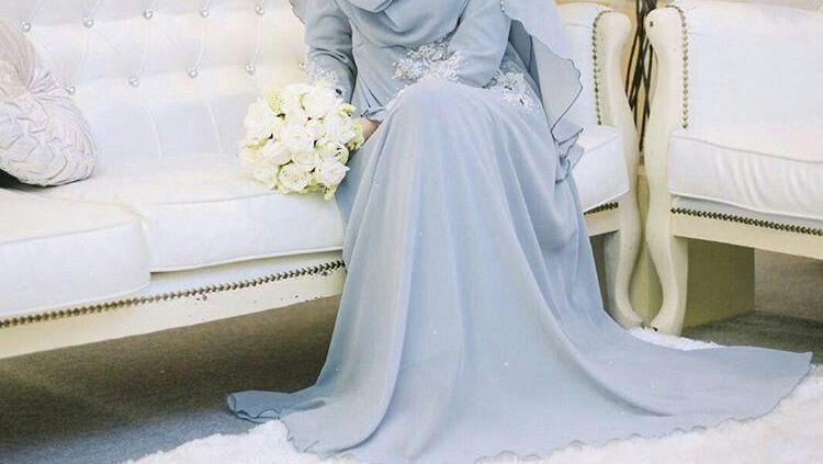 Tetap Sopan Inspirasi Gaun Pernikahan Syar I Untuk Para Muslimah