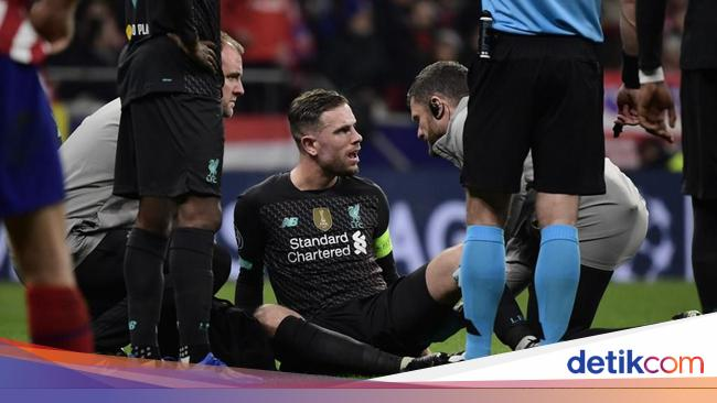 Nasib Apes Liverpool: Sudah Keok, Henderson Cedera
