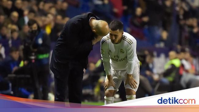 Martinez: Hazard Memang Harus Kesulitan Dulu di Madrid