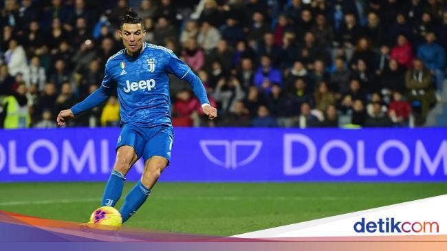 Eksperimen Cristiano Ronaldo agar Makin Ngebut