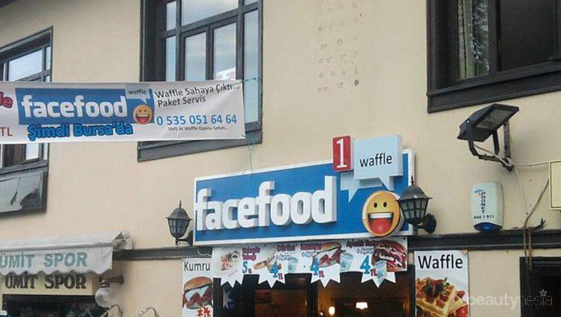Lucunya Nama Nama Restoran Dan Warung Hasil Plesetan