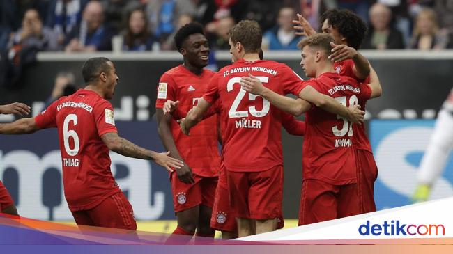 Link Live Streaming Bayern Vs Dusseldorf