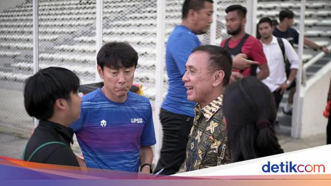Dear PSSI, Fasilitas TC Timnas Wah tapi Hasil Swab