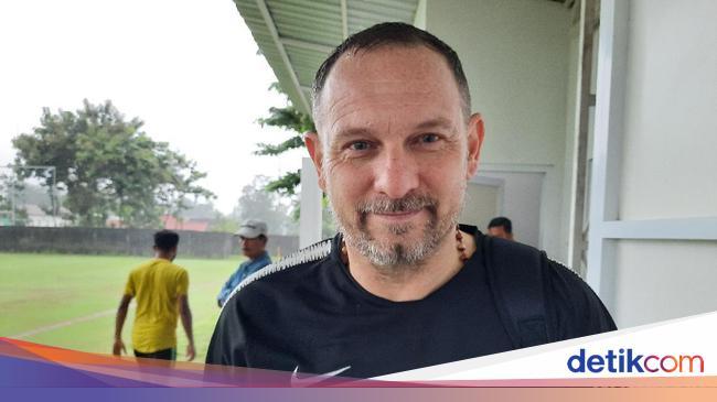 Pelatih PSS Sleman Harapkan Tim Bisa Latihan Lagi Mulai Juli