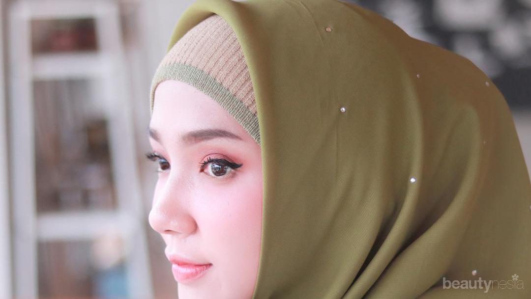 Ssst Jangan Salah Ini Dia Tips Pakai Hijab Untuk Bentuk Wajah Lonjong Yang Tepat