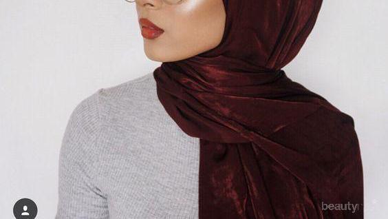 Jangan Salah Pilih Ini Dia Tips Hijab Untuk Para Hijabers Berkacamata