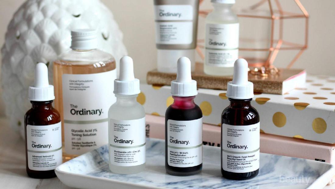 skincare the ordinary yang