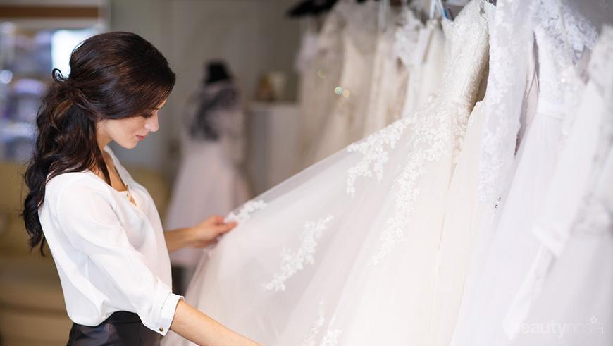 Ingin Beli Wedding Dress? Ini Persiapan yang Harus Kamu Lakukan