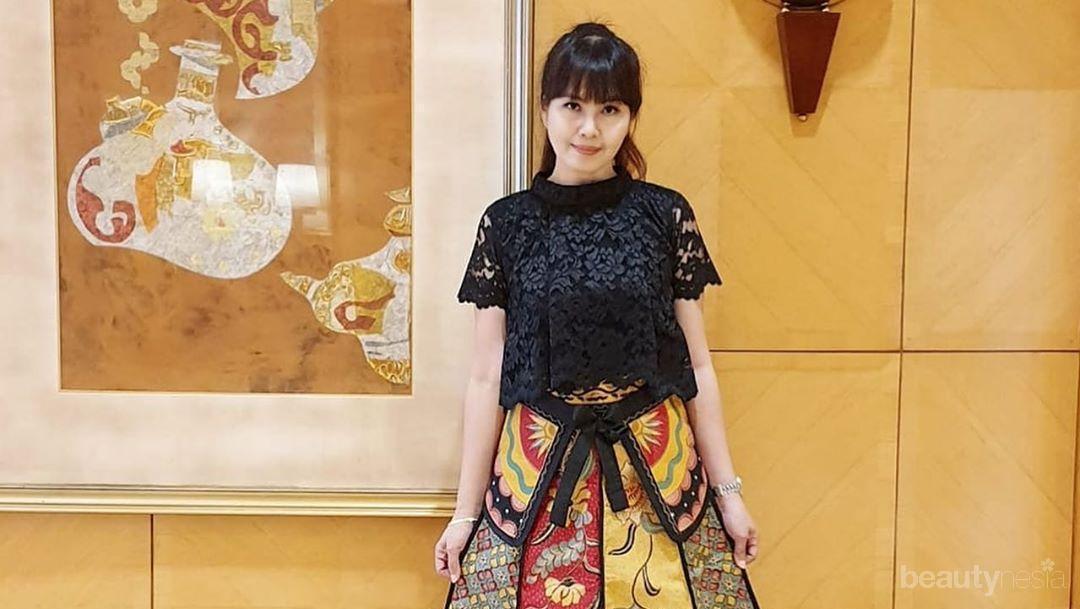 5 Model Dress Batik Modern Untuk Tampil Feminin Setiap Hari