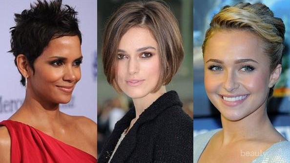 Cantik Dan Elegan 4 Gaya Rambut Pendek Para Selebriti Hollywood Ini Oke Banget Untuk Ditiru