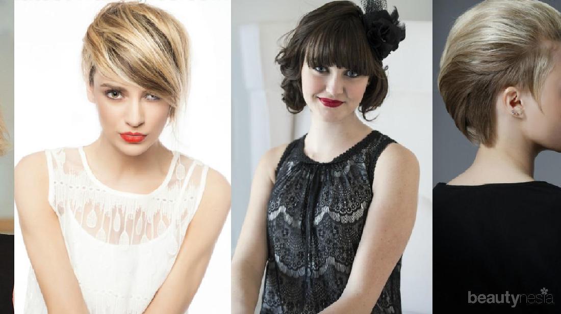 Bosan Rambut Panjang Ini 5 Trend Rambut Pendek Wanita 2017