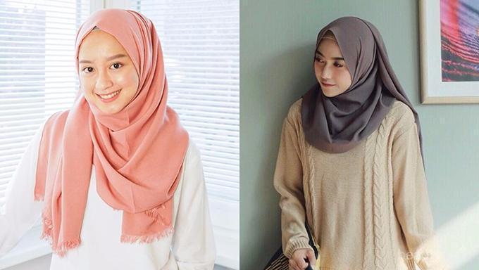 Ini Dia 5 Tips Memilih Bahan Hijab Pashmina Yang Sesuai Kebutuhanmu