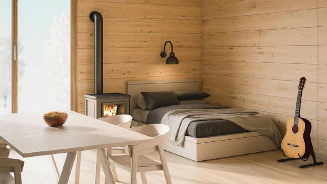 3 Cara Menghias Dinding Kosong Di Kamar Tidur Rumah Minimalis