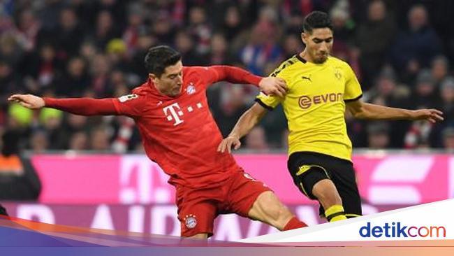 Dortmund Vs Bayern: Siapa yang Pantas Jadi Juara B