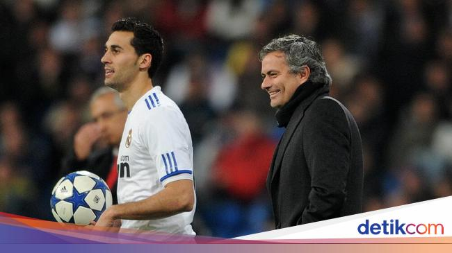 Hai Cafu! Saat Jose Mourinho Sindir Alvaro Arbeloa